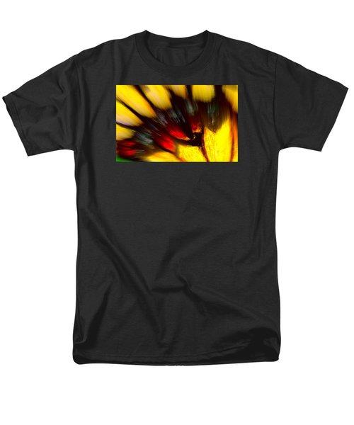 Butterfly Wing Pastel Men's T-Shirt  (Regular Fit) by Antonia Citrino
