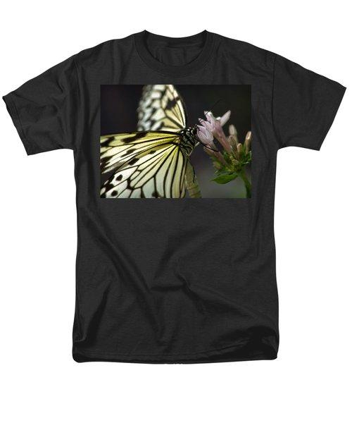 Men's T-Shirt  (Regular Fit) featuring the photograph Butteryfly by John Swartz