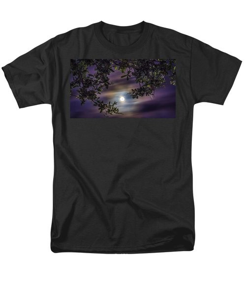 By The Moonlight Men's T-Shirt  (Regular Fit) by Rob Sellers