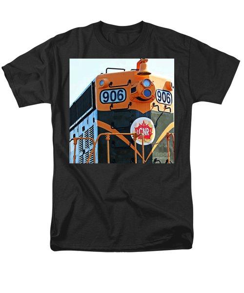 C N R Train 906 Men's T-Shirt  (Regular Fit) by Barbara Griffin