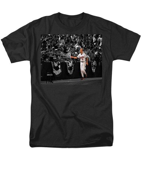 Cal Ripken Men's T-Shirt  (Regular Fit) by Brian Reaves