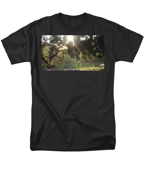 Men's T-Shirt  (Regular Fit) featuring the photograph Cali Lite by Shawn Marlow