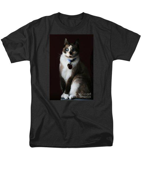 Calista Men's T-Shirt  (Regular Fit) by Judy Whitton