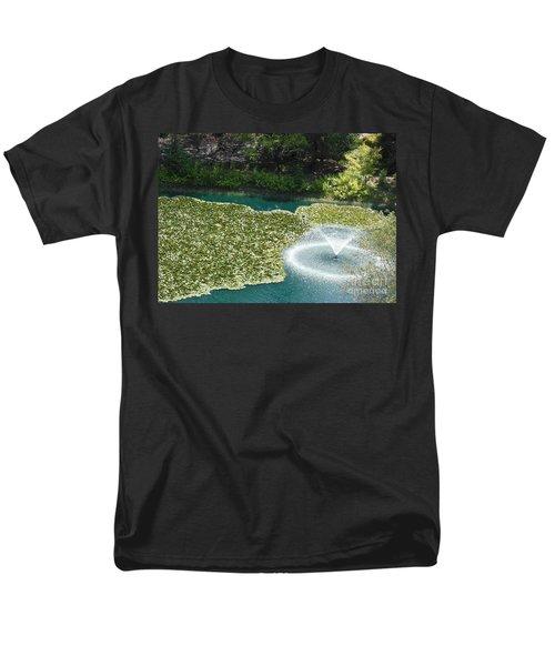 Calistoga Summer Men's T-Shirt  (Regular Fit) by Mini Arora