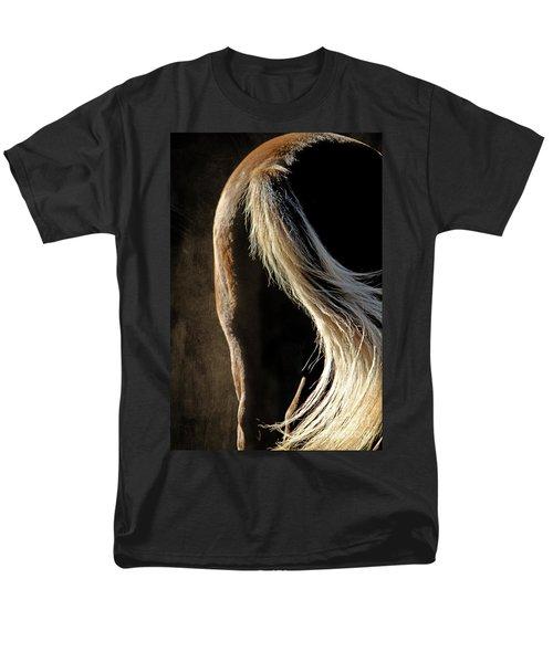 Calm Awareness 3 Vignette Men's T-Shirt  (Regular Fit) by Michelle Twohig