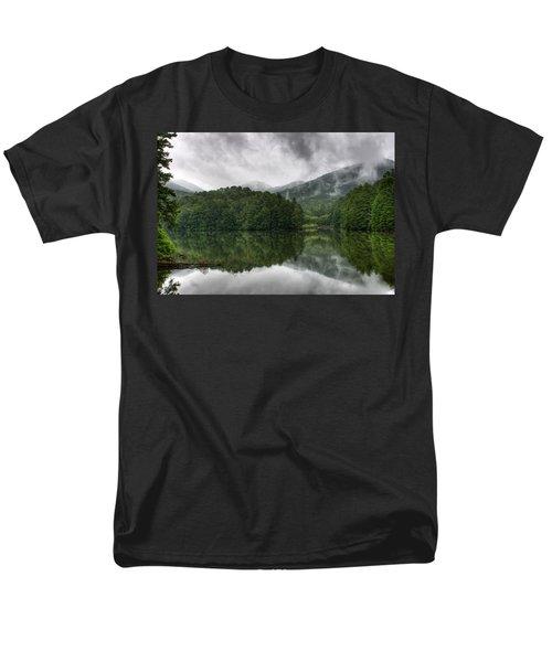 Men's T-Shirt  (Regular Fit) featuring the photograph Calm Waters by Rebecca Hiatt
