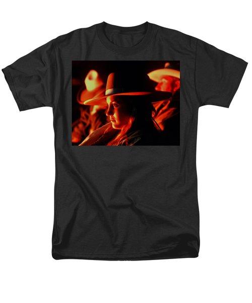 Campfire Glow Men's T-Shirt  (Regular Fit) by Diane Bohna