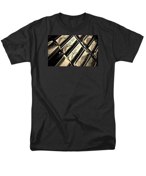 Case Of Harmonicas  Men's T-Shirt  (Regular Fit) by Chris Berry