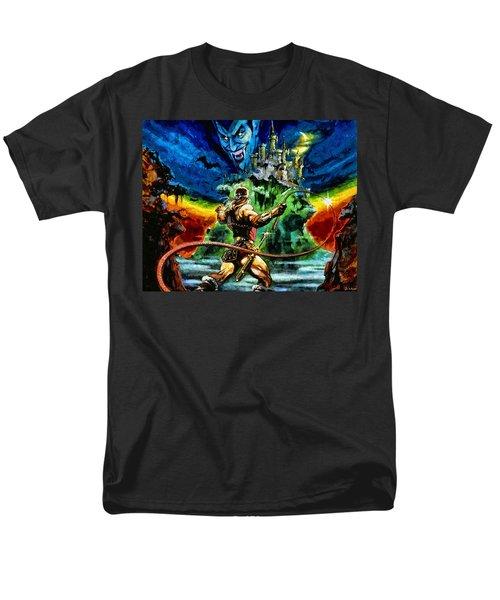 Castlevania Men's T-Shirt  (Regular Fit) by Joe Misrasi
