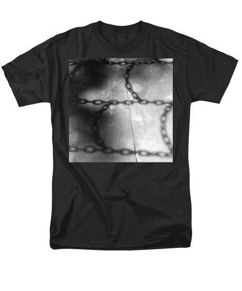 Men's T-Shirt  (Regular Fit) featuring the photograph Chain Ladder by James Aiken