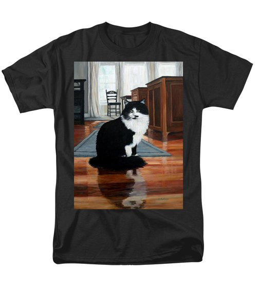 Charlie Men's T-Shirt  (Regular Fit) by Eileen Patten Oliver