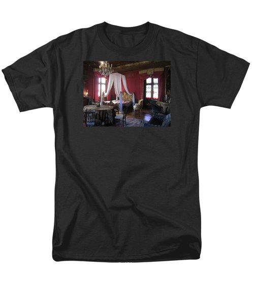 Chateau De Cormatin Men's T-Shirt  (Regular Fit)