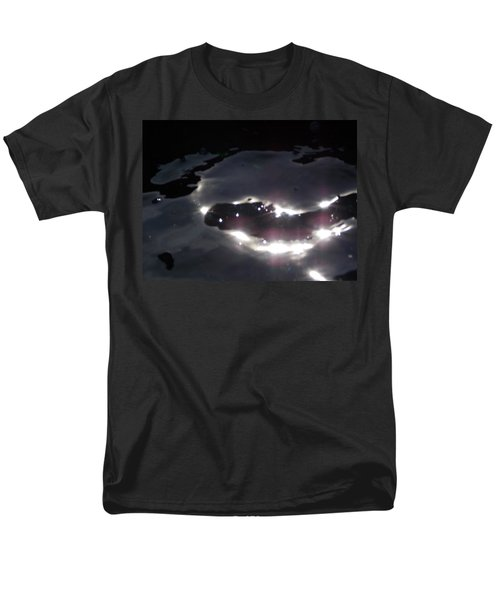 Men's T-Shirt  (Regular Fit) featuring the photograph  Water Dragon by Deborah Moen