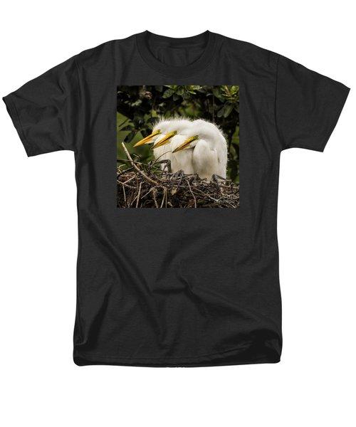 Chow Line Men's T-Shirt  (Regular Fit) by Priscilla Burgers