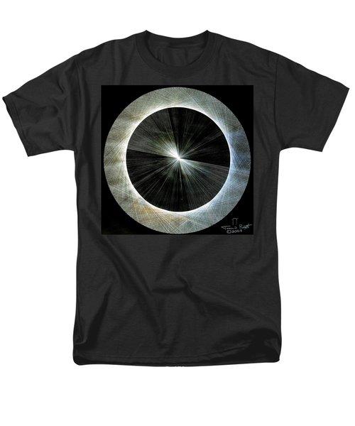 Circles Do Not Exist 720 The Shape Of Pi Men's T-Shirt  (Regular Fit) by Jason Padgett
