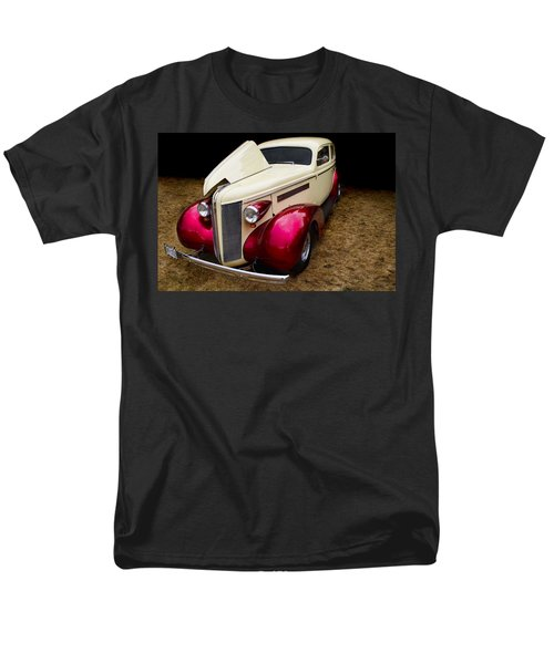 Men's T-Shirt  (Regular Fit) featuring the photograph Classic Car - 1937 Buick Century by Peggy Collins