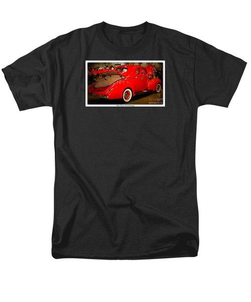 Classically Orange Men's T-Shirt  (Regular Fit) by Bobbee Rickard