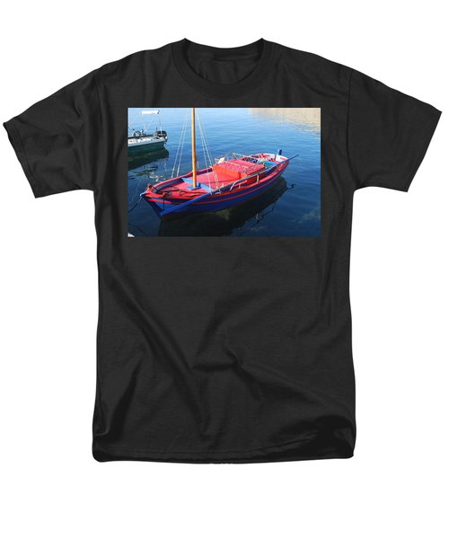 Men's T-Shirt  (Regular Fit) featuring the photograph Clear Waters by George Katechis