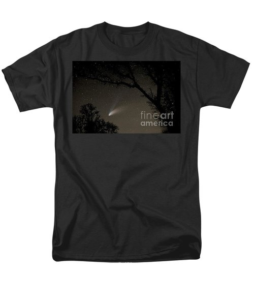 Men's T-Shirt  (Regular Fit) featuring the photograph Close Encounter by Nick  Boren