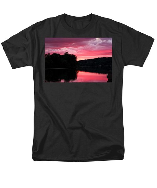 Cloudy Sunset Men's T-Shirt  (Regular Fit) by Dave Files