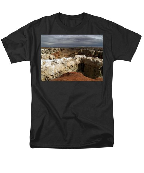 Coal Mine Mesa 08 Men's T-Shirt  (Regular Fit)