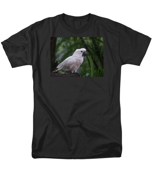 Cockatoo Men's T-Shirt  (Regular Fit) by Athala Carole Bruckner