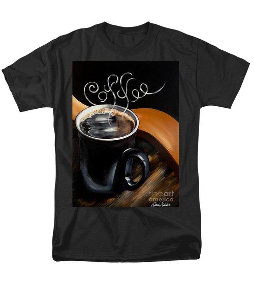 Coffee Break Men's T-Shirt  (Regular Fit) by Dani Abbott