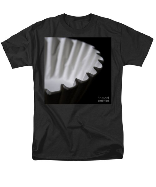 Coffee Filters Men's T-Shirt  (Regular Fit) by Art Whitton