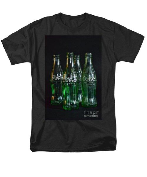 Coke Bottles From The 1950s Men's T-Shirt  (Regular Fit) by Paul Ward