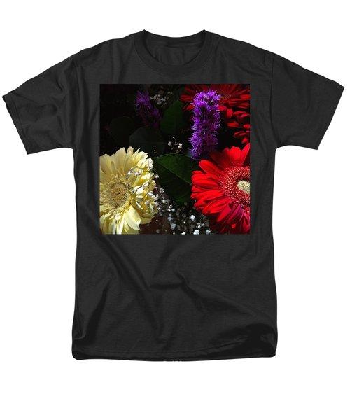Color Me Dark Men's T-Shirt  (Regular Fit) by Meghan at FireBonnet Art