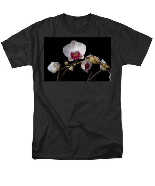 Colorful Moth Orchid Men's T-Shirt  (Regular Fit) by Ron White