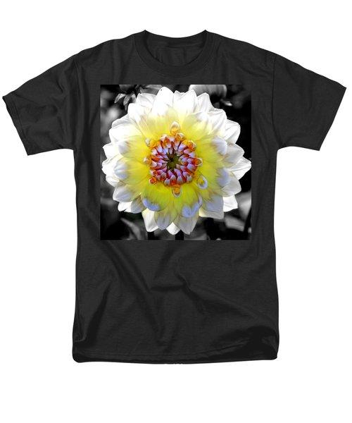 Colorwheel Men's T-Shirt  (Regular Fit) by Karen Wiles