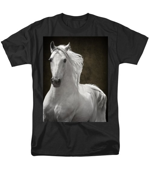 Men's T-Shirt  (Regular Fit) featuring the photograph Coming Your Way by Wes and Dotty Weber