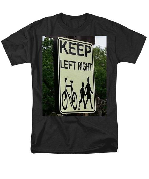 Confusion Men's T-Shirt  (Regular Fit)