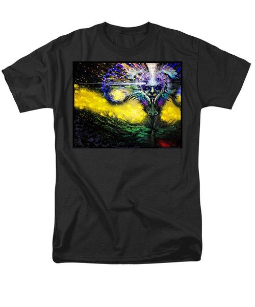 Contemplating The Majestic   Men's T-Shirt  (Regular Fit) by Tony Koehl