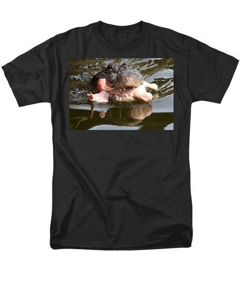 Men's T-Shirt  (Regular Fit) featuring the photograph Contented by David Nicholls