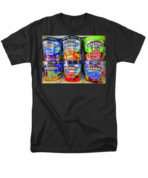 Cool Cremes Men's T-Shirt  (Regular Fit) by Ed Weidman