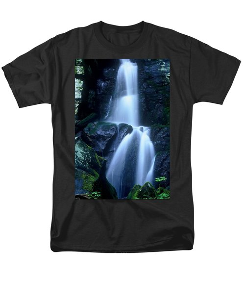 Men's T-Shirt  (Regular Fit) featuring the photograph Cool Sanctuary by Rodney Lee Williams