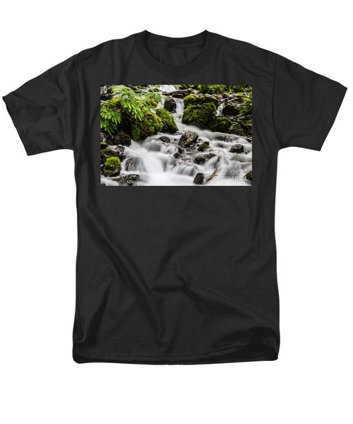 Cool Waters Men's T-Shirt  (Regular Fit) by Suzanne Luft