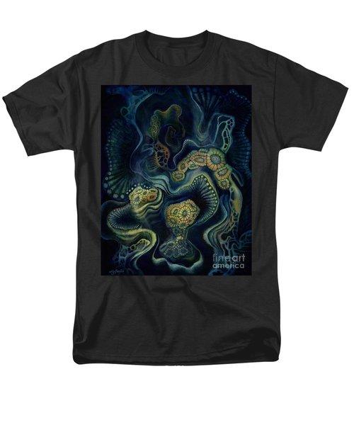 Coral Dive Men's T-Shirt  (Regular Fit)