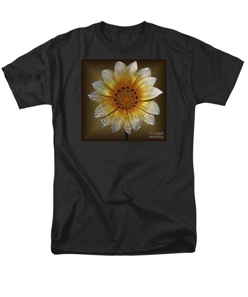 Men's T-Shirt  (Regular Fit) featuring the photograph Cornsilk by Shirley Mangini