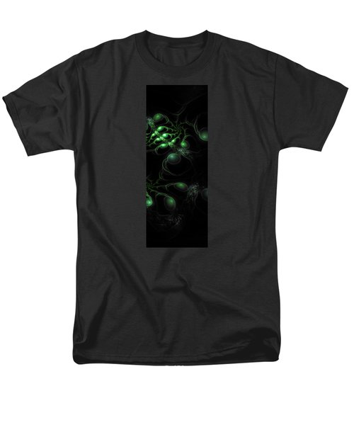 Cosmic Alien Eyes Original 2 Men's T-Shirt  (Regular Fit) by Shawn Dall