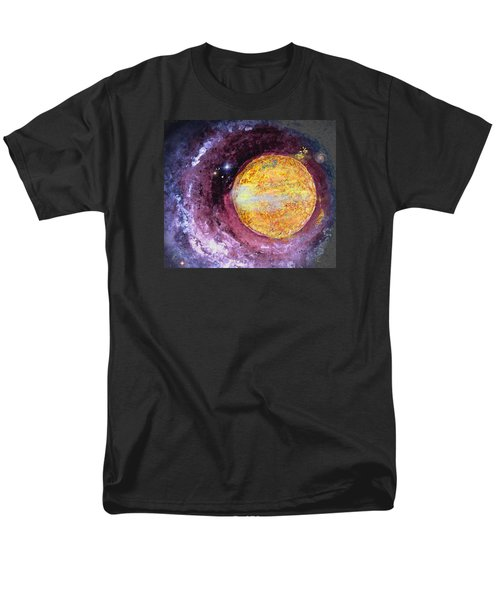 Men's T-Shirt  (Regular Fit) featuring the photograph Cosmic by Kathy Bassett