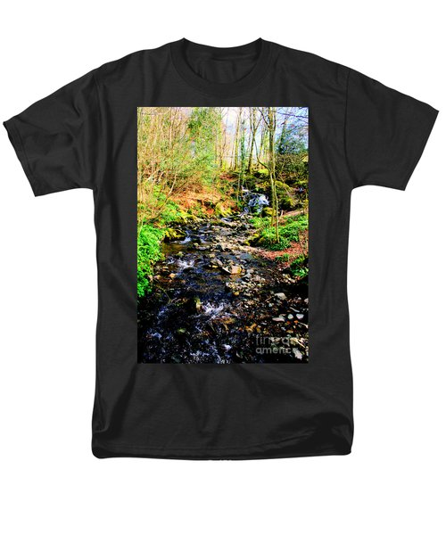 Men's T-Shirt  (Regular Fit) featuring the photograph Country Life by Doc Braham