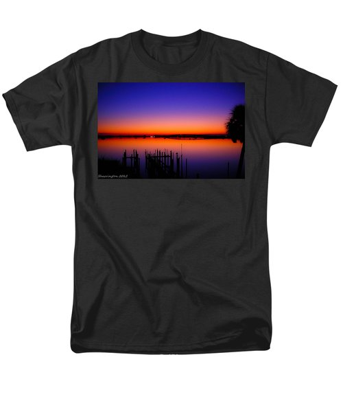 Crack Of Dawn Men's T-Shirt  (Regular Fit) by Shannon Harrington