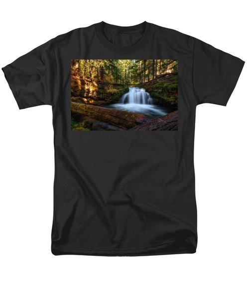 Crossings Men's T-Shirt  (Regular Fit)