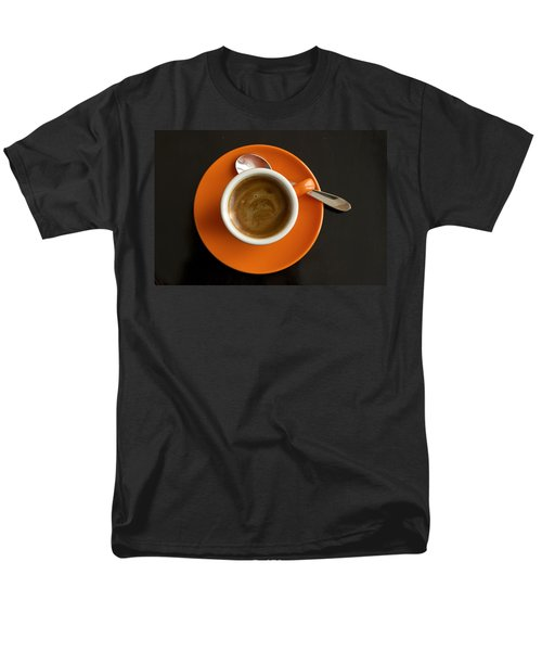 Cup Of Coffee Men's T-Shirt  (Regular Fit)