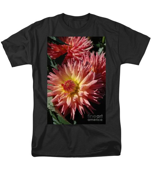 Men's T-Shirt  (Regular Fit) featuring the photograph Dahlia Viii by Christiane Hellner-OBrien