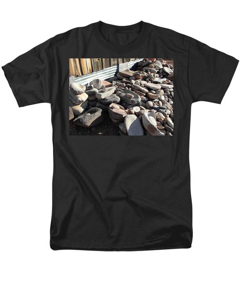 Men's T-Shirt  (Regular Fit) featuring the photograph Daily Grind by Natalie Ortiz