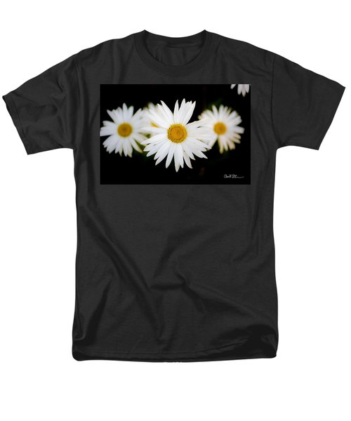 Daisy Trio Men's T-Shirt  (Regular Fit)